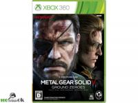 Metal Gear Solid V: Ground Zeroes[XBOX 360]