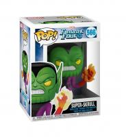 Фигурка Funko POP! Bobble: Marvel: Fantastic Four: Super:Skrull 44994