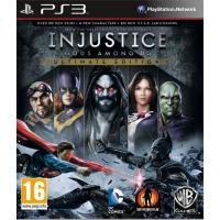 Injustice: Gods Among Us Ultimate Edition[Б.У ИГРЫ PLAY STATION 3]
