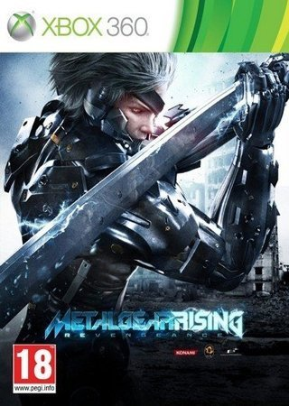 Metal Gear Rising: Revengeance[XBOX 360]