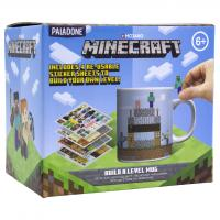 Кружка Minecraft Build a Level Mug 325 мл (PP6730MCF)[ПОСУДА]