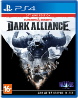 Dungeons & Dragons: Dark Alliance[PLAY STATION 4]