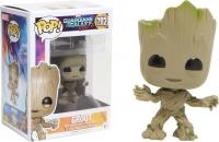 Фигурка Funko POP! Bobble: Guardians O/T Galaxy 2: Groot[ФИГУРКИ И АТРИБУТИКА]