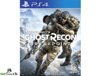 Tom Clancy's Ghost Recon Breakpoint[PLAY STATION 4]