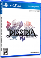 Dissidia Final Fantasy NT [PLAYSTATION 4]