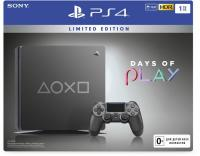 PlayStation 4 Slim 1TB Days Of Play (РСТ)[PLAY STATION 4]