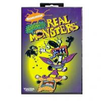 AAAHH!!! Real Monsters[16 BIT]