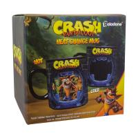 Кружка Crash Bandicoot Heat Change Mug (PP5123CR)[ПОСУДА]