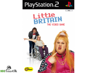 Little Britain - The video game[Б.У ИГРЫ PLAY STATION 2]