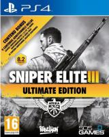 Sniper Elite 3 - Ultimate Edition [PLAY STATION 4]