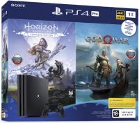 PlayStation 4 Pro 1TB (PCT) + Horizon Zero Dawn/God of War