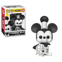 Фигурка Funko POP! Vinyl: Disney: Mickey's 90th: Steamboat Willie[ФИГУРКИ И АТРИБУТИКА]