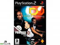 DJ: Decks and FX House Edition[Б.У ИГРЫ PLAY STATION 2]
