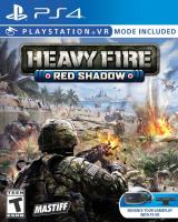 Heavy Fire: Red Shadow (с поддержкой  PS VR) [PLAY STATION 4]