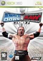 WWE Smackdown vs Raw 2007 [Xbox 360]