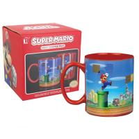 Кружка Super Mario Heat Change Mug (PP3432NN)[ПОСУДА]