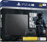 PlayStation 4 PRO 1TB + Одни из нас: Part II Limited Edition (CUH-7208B)