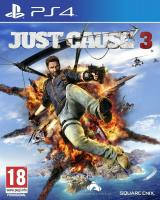 Just Cause 3[PLAY STATION 4]
