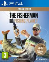 The Fisherman: Fishing Planet - Day One Edition [PS4, английская версия]