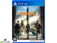 Tom Clancy's The Division 2[Б.У ИГРЫ PLAY STATION 4]