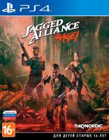 Jagged Alliance: Rage![PLAY STATION 4]
