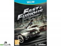 Fast and Furious: Showdown[Б.У ИГРЫ NINTENDO WiiU]