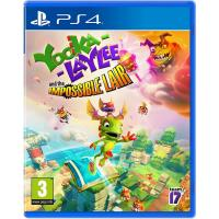 Yooka-Laylee and the Impossible Lair[PLAY STATION 4]