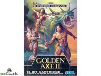 GOLDEN AXE 2[16 BIT]