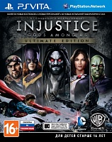 Injustice: Gods Among Us Ultimate Edition[PSVITA]