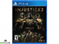 Injustice 2. Legendary Edition[PLAY STATION 4]