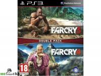 Far Cry 3 + Far Cry 4 Double Pack[Б.У ИГРЫ PLAY STATION 3]