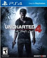 Uncharted 4: A Thief's End ENG[PLAY STATION 4]