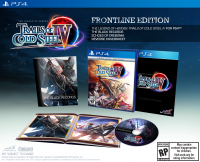 The Legend of Heroes: Trial of Cold Steel IV - Frontline Edition [PLAYSTATION 4]