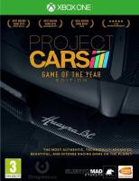 Project Cars - Game of the Year Edition [Xbox One, русские субтитры]