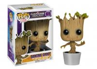 Фигурка Funko POP! Bobble: Guardians O/T Galaxy: Dancing Groot 5104
