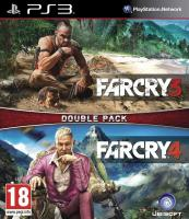 Комплект Far Cry 3 - Far Cry 4 ENG[PLAY STATION 3]