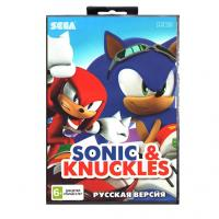 SONIC AND KNUCKLES[16 BIT]