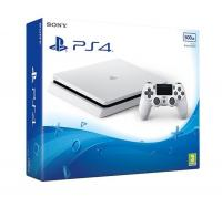 PlayStation 4 Slim 500GB White (EUR)[PLAY STATION 4]