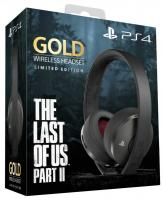 Наушники беспроводные Sony Gold Wireless Headset Limited Edition Одни из нас. Часть II (SCECHYA-0080)[PLAY STATION 4]