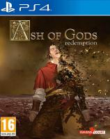 Ash of Gods: Redemption [PLAY STATION 4]