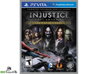 Injustice: Gods Among Us Ultimate Edition[Б.У ИГРЫ PSVITA]