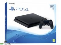 PlayStation 4 Slim 500GB (EUR)[PLAY STATION 4]