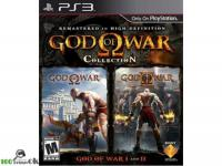God of War Collection[Б.У ИГРЫ PLAY STATION 3]