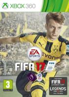 FIFA 17 Ultimate Team Legends(ENG)[XBOX 360]