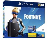 PlayStation 4 Pro 1TB (РСТ) (CUH-7208) + Fortnite[PLAY STATION 4]