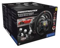 Гоночный руль Thrustmaster T300 Ferrari Integral Rw Alcantara ed eu для PS4 / PS3[PLAY STATION 4]
