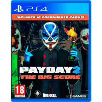 Payday 2: The Big Score[Б.У ИГРЫ PLAY STATION 4]