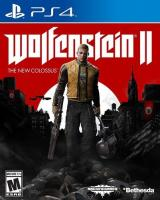 Wolfenstein II: The New Colossus ENG [PLAY STATION 4]