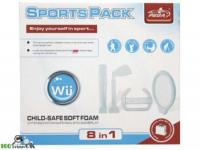 Wii Набор 8-in-1 Sports Pack[АКСЕССУАРЫ]