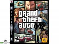 Grand Theft Auto IV[PLAY STATION 3]